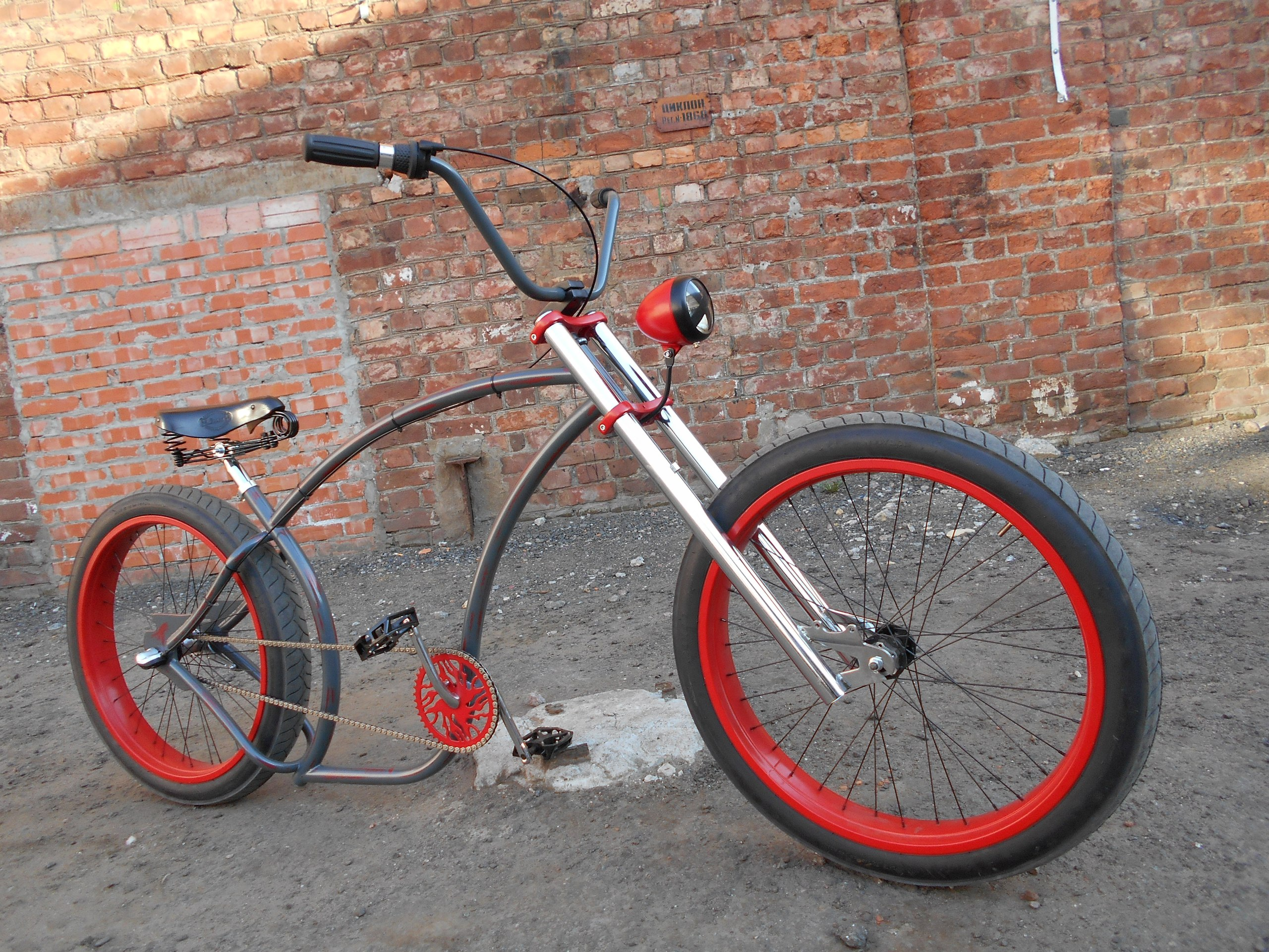Как сделать свой велосипед своими руками 32