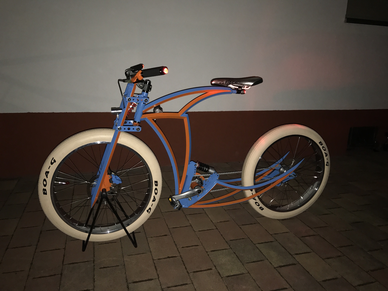 Custom Rahmen Raptor | Alle | Classic Cycle