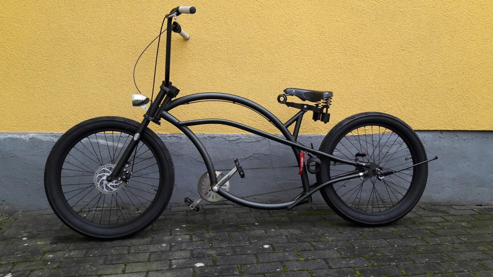 BONANZA Guidon//Vélo Guidon Noir