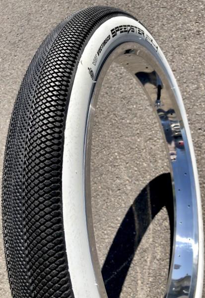 Reifen Vee Rubber Speedster 26 x 2,8 weißwand