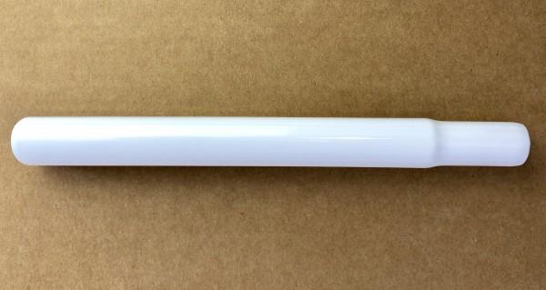 Sattelstütze 1 Zoll weiß 250 mm