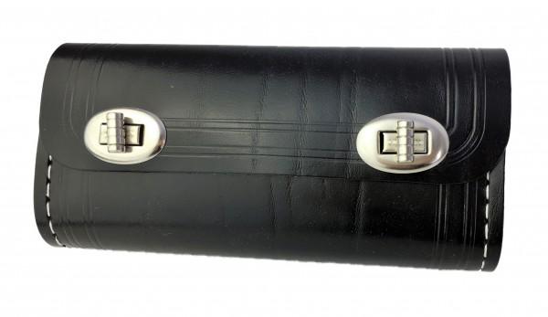 Werkzeugsatteltasche groß schwarz