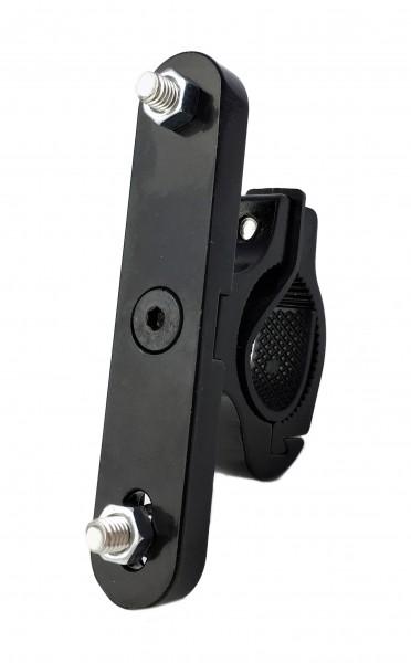 Flaschenhalter -adapter 22,2 - 25,4 mm, Alluminium