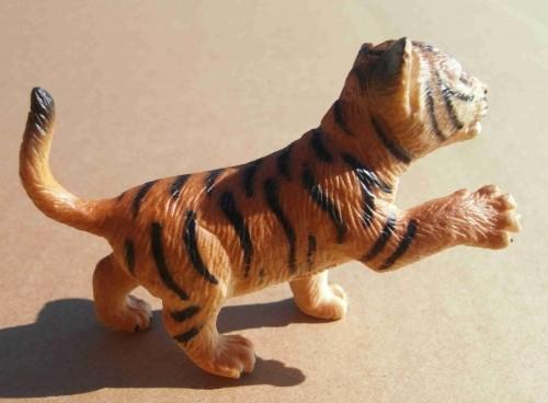 Schutzblechfigur Tiger Kind