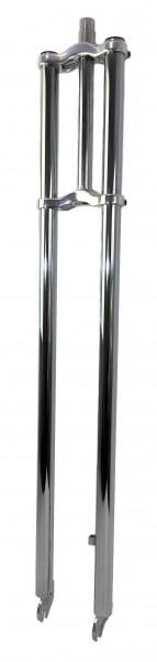 Doppelbrückengabel, edel und supercool lange 930 mm