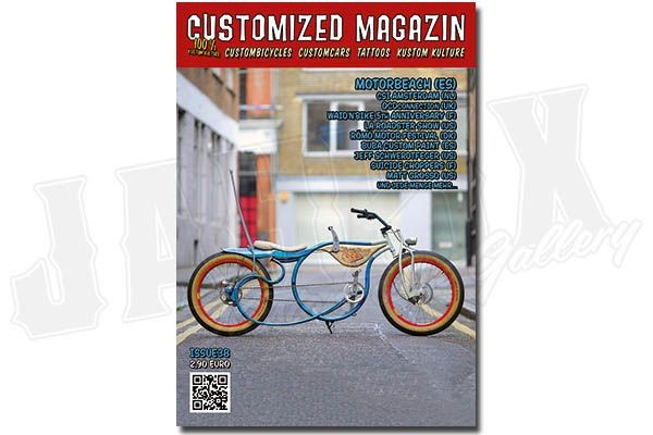 Customized Magazin Ausgabe 38