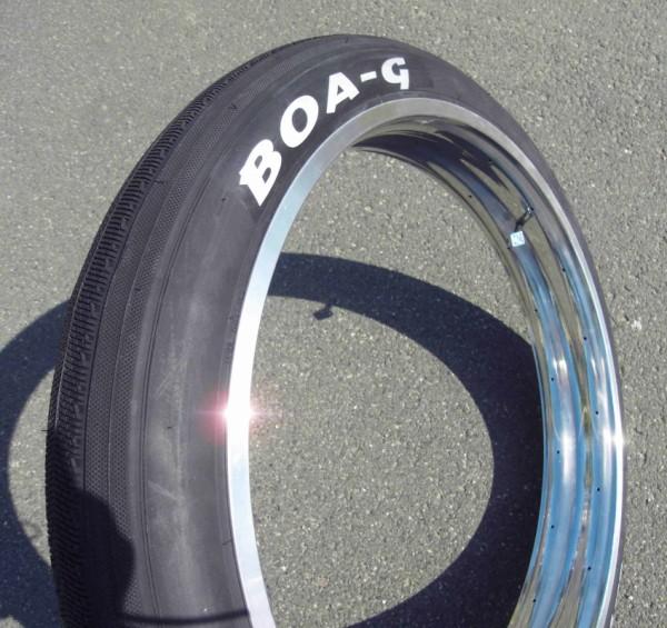 Reifen 3G Boa G Semislick 26 x 3.45 schwarz