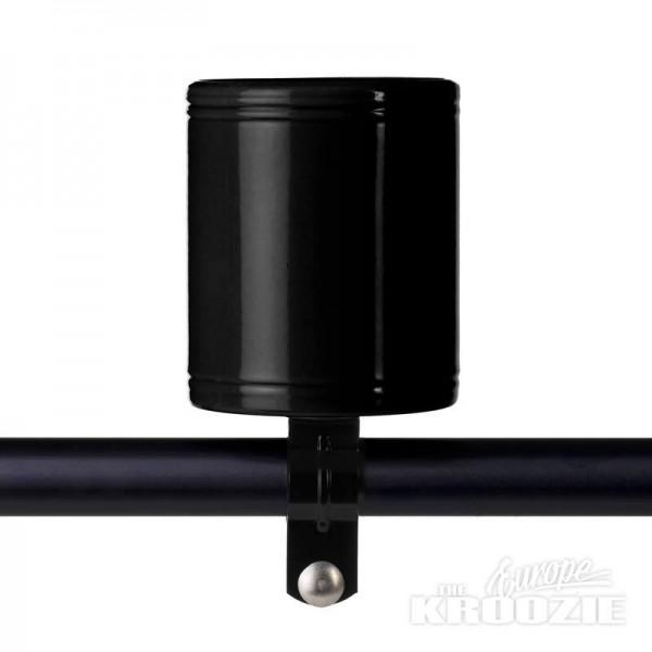 Kroozie Cup Holder - glänzend Schwarz