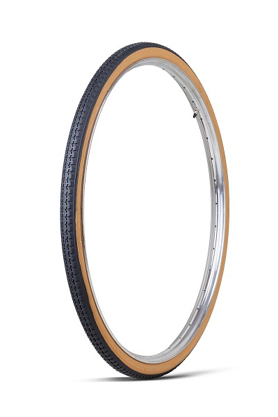 Reifen schwarz Gum Wall 28 x 1 1/2 40-635