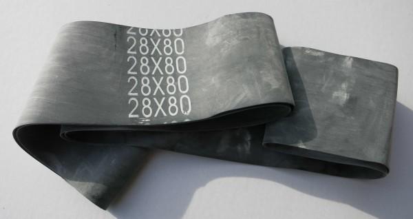 Breites Felgenband 28 Zoll, 80 mm breit