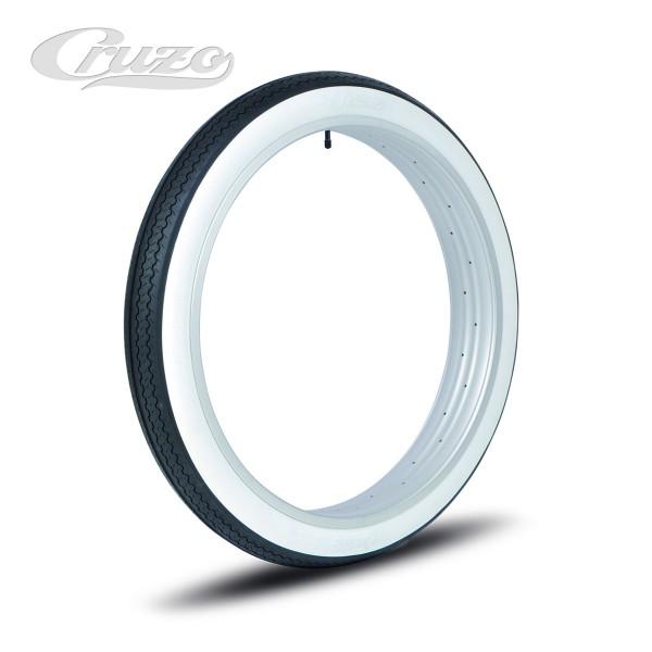 Reifen Cruzo Classic 26 x 3.0 Weißwand