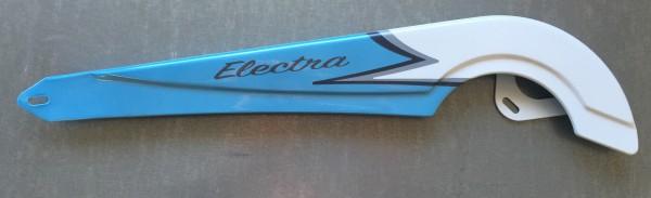 Kettenschutz original ELECTRA Coaster blau weiß