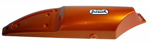 Greaser Tankverkleidung Set orange