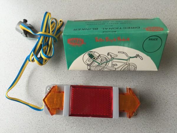 Original Fahrrad Fahrtrichtungsanzeiger