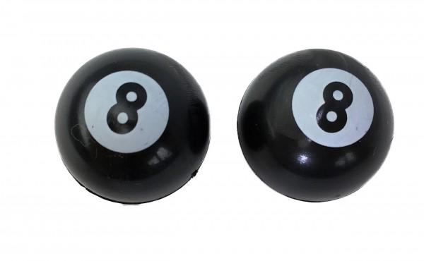 Ventilkappen Eight Ball. Toller Custom-Look!