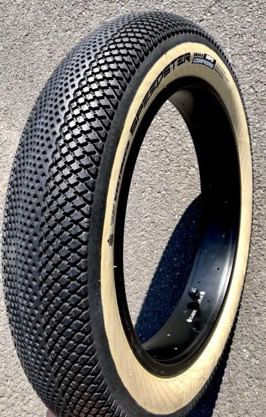 204 Vee Rubber Speedster Skinwall Reifen 20 x 4 Zoll