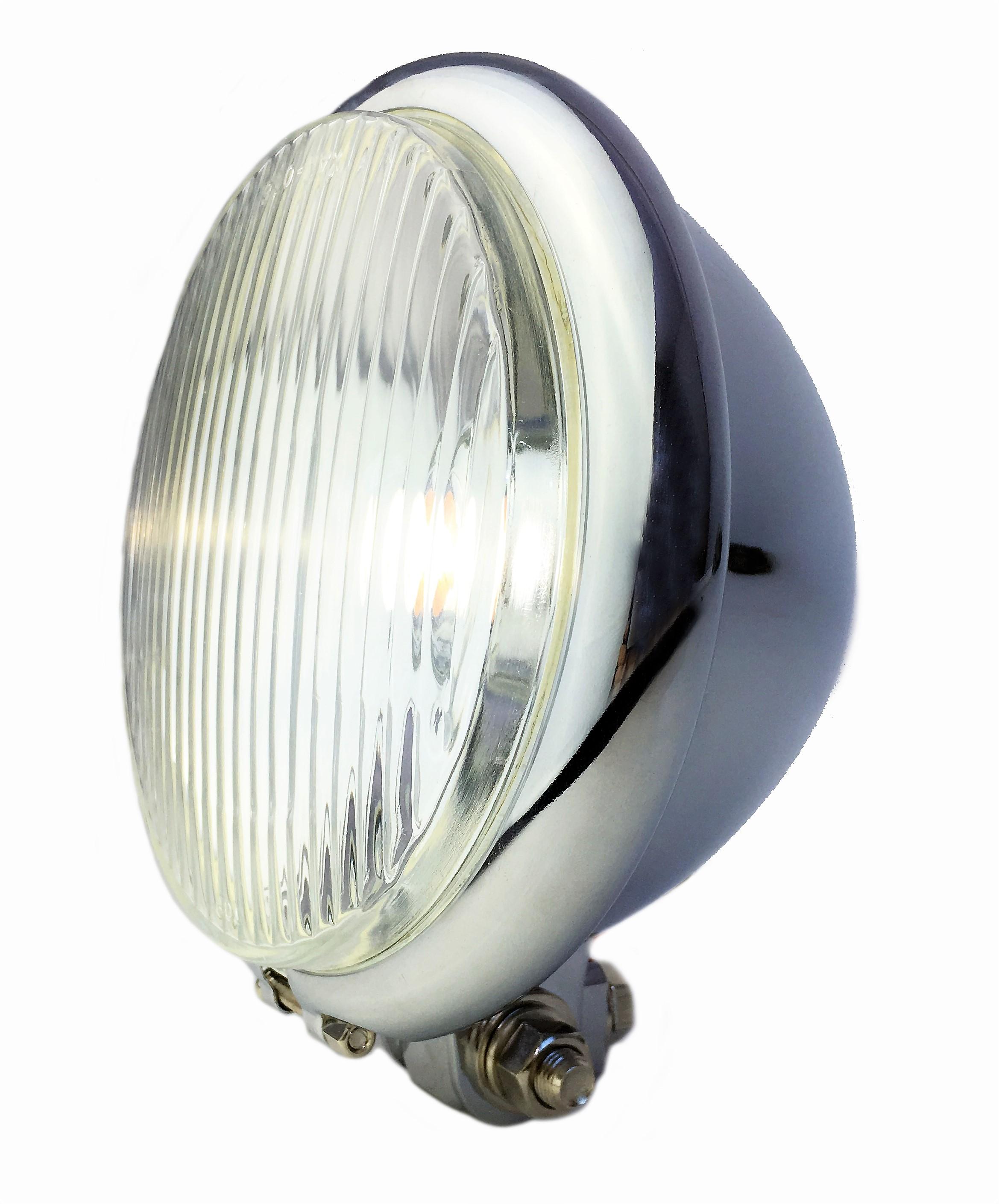 oldtimer lampe reflektor beleuchtung classic cycle. Black Bedroom Furniture Sets. Home Design Ideas