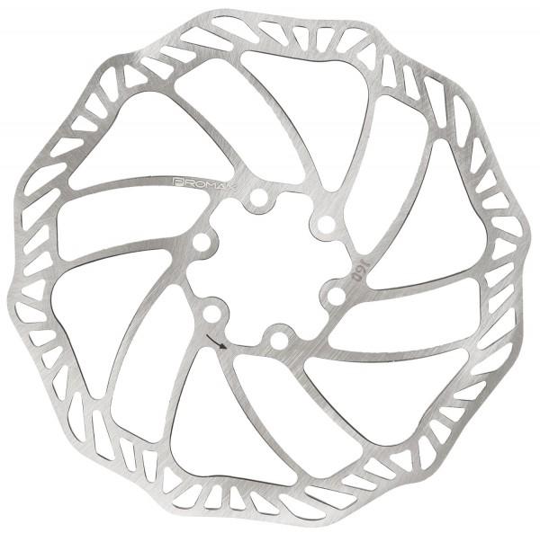 Bremsscheibe 180 mm mit Befestigungsschrauben