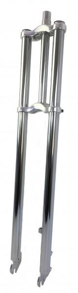Doppelbrückengabel, 730mm, edel und supercool, lang