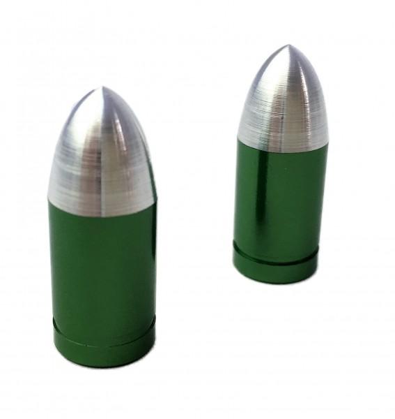 Ventilkappen Bullet oliv
