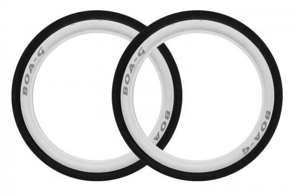 Reifen 3G Boa G Semislick 26 x 3.45 schwarz WEISSWAND