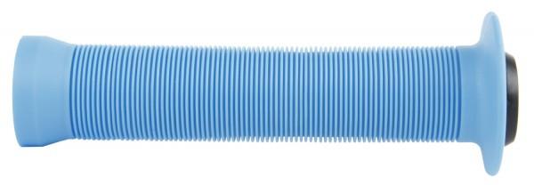 Griff Longneck blau Gummi 147 mm