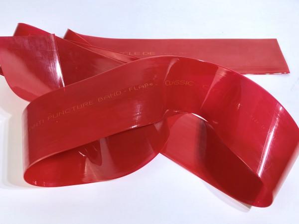 Pannenschutzeinlage 80 mm breit für Fat Bike Reifen von 20-27,5 Zoll = 235 cm