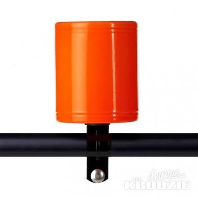Kroozie Cup Holder - Neon Orange