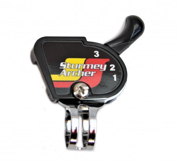 Sturmey Archer 3-Gang Clickschalter Lenkerhebel