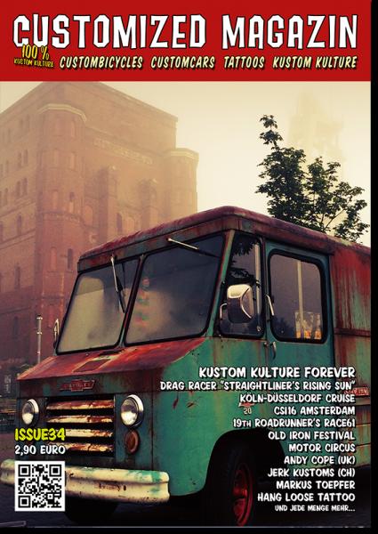 Customized Magazin Ausgabe 34