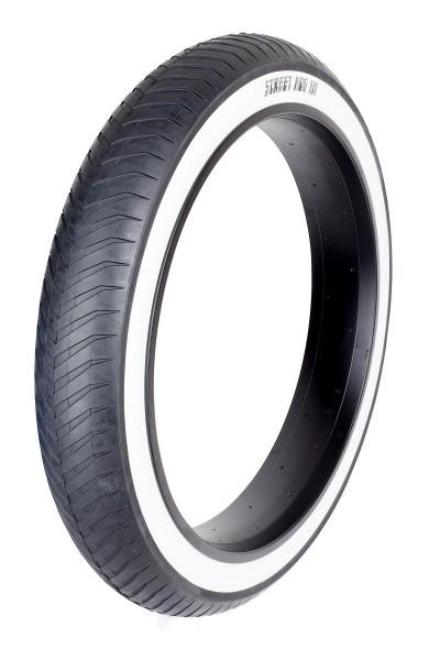 whitewall tire street hog iii 24 x 4 14 inch