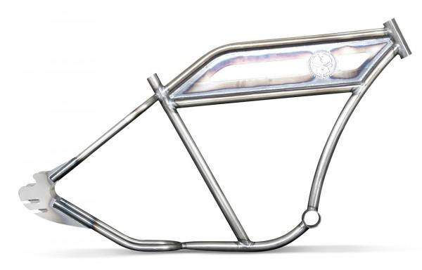 "Rahmen Ruff Cycles Porucho V3.0 ""S+Logo"" Cruiser, roh"