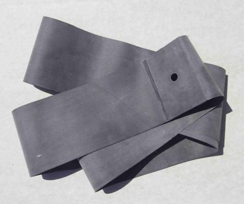 Breites Felgenband 24 Zoll, 80 mm breit