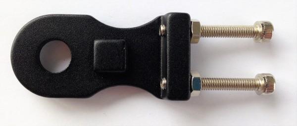 Kettenspanner Alu für 10 mm Achse für 3/8