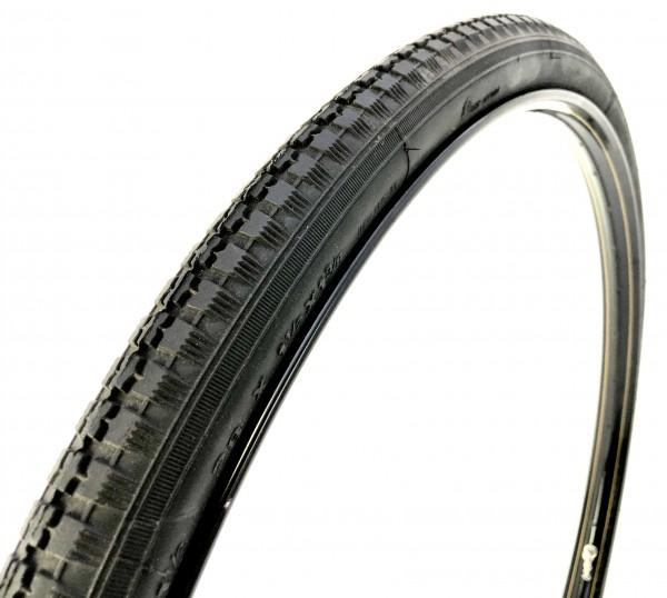 Reifen schwarz 28 x 1 5/8 x 1 3/8 37-622