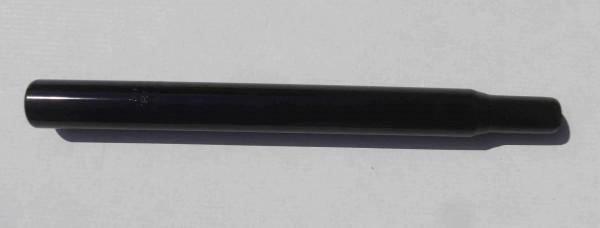 Sattelstütze 28,6 alu schwarz