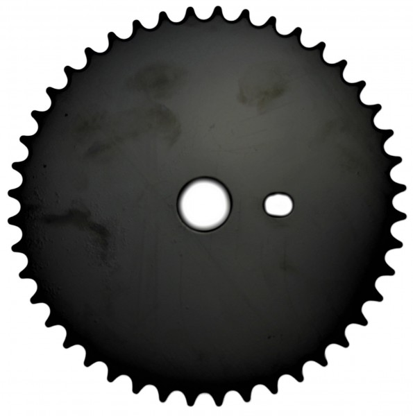 Kettenblatt, pure black