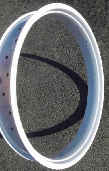 Alufelge DHL 80 24 Zoll 80 mm breit weiß