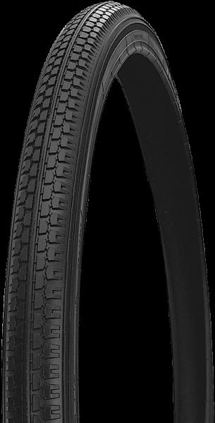 Reifen schwarz 28 x 1 5/8 x 1 1/2 44-635