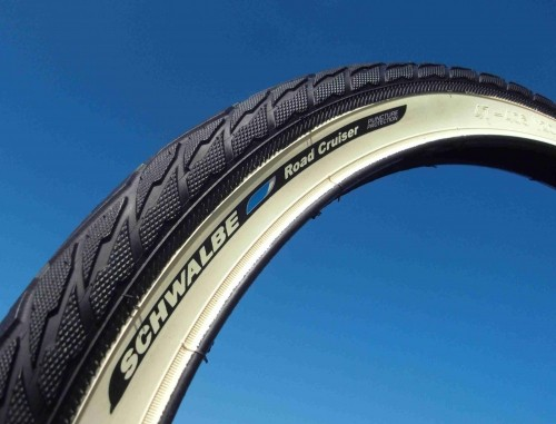 Schwalbe 20 x 1,75 Reifen, weißwand Schwalbe