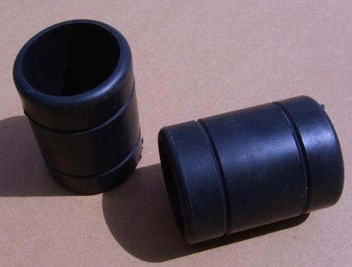 Rahmenschutz für Doppelbrückengabel 5cm, Paar