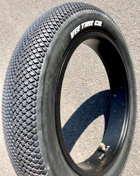 204 Vee Rubber Speedster Reifen 20 x 4 Zoll reinschwarz