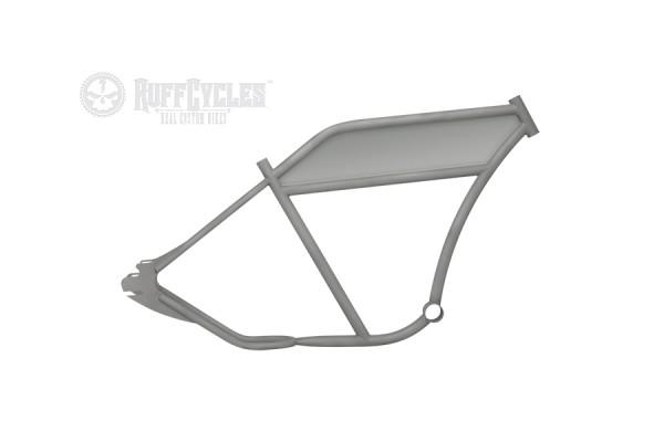 Rahmen Ruff Cycles Porucho V3.0 Promo Double Action für Board Tracker Cruiser, roh