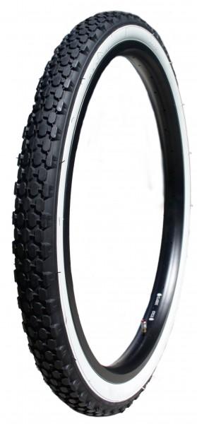 Knobby 26 x 2.125 Reifen weißwand