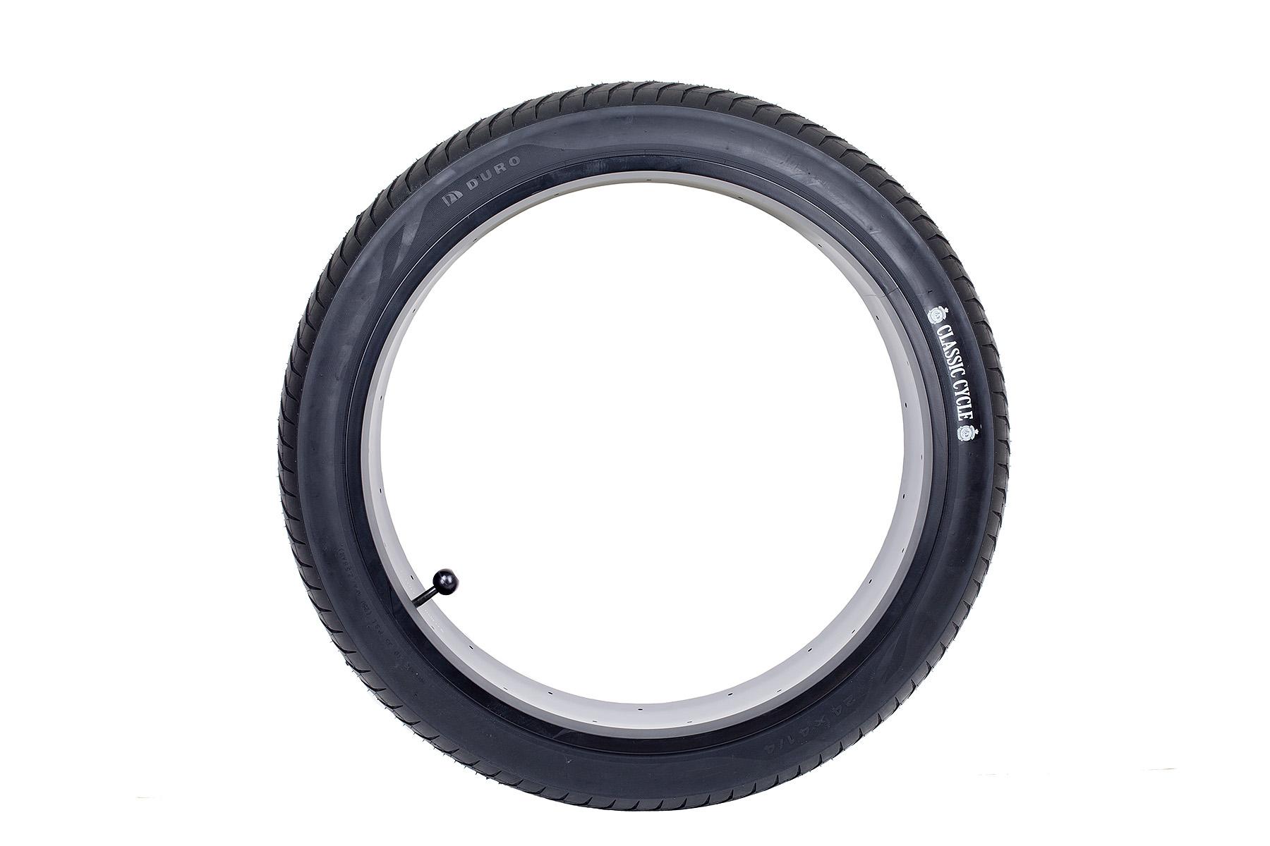 Weißwand Reifen 24 x 4 1//4 Zoll Street Hog III
