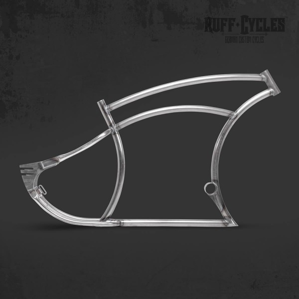 Rahmen Ruff Cycles Tango V 3.0 roh