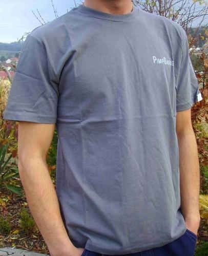T-Shirt hellgrau