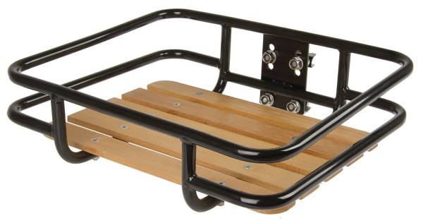 Frontträger mit Geländer universal Montage am Steuerrohr