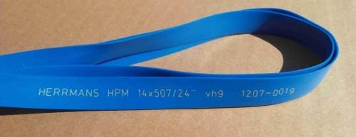 Hochdruck Felgenband Herrmans HPM 14x507/24 Zoll