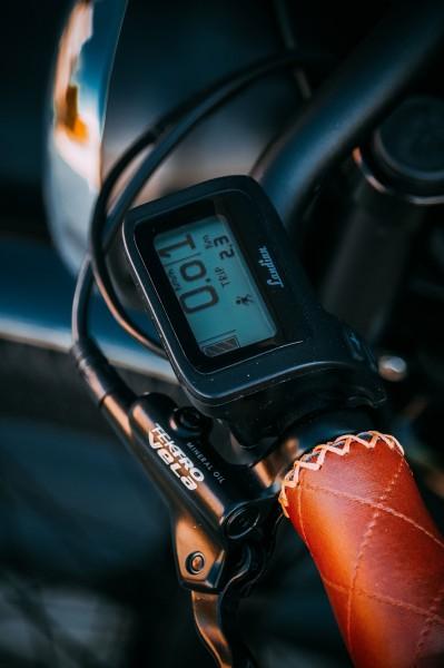 Greaser Anzeige Display Tachometer